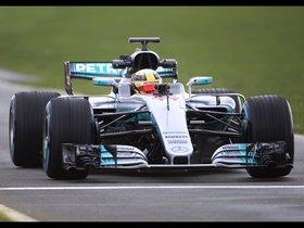 Ver foto 3 de Mercedes F1 W08 V6 Turbo Hybrid   2017