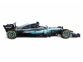 Ver foto 18 de Mercedes F1 W08 V6 Turbo Hybrid   2017