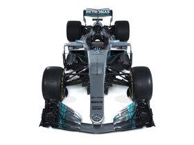 Ver foto 16 de Mercedes F1 W08 V6 Turbo Hybrid   2017