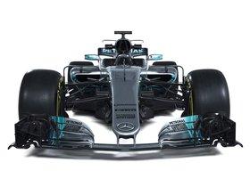 Ver foto 15 de Mercedes F1 W08 V6 Turbo Hybrid   2017