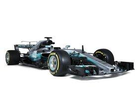 Ver foto 14 de Mercedes F1 W08 V6 Turbo Hybrid   2017