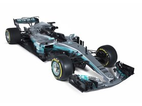 Ver foto 13 de Mercedes F1 W08 V6 Turbo Hybrid   2017