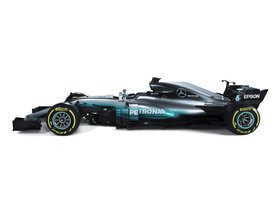 Ver foto 12 de Mercedes F1 W08 V6 Turbo Hybrid   2017