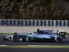 Ver foto 11 de Mercedes F1 W08 V6 Turbo Hybrid   2017