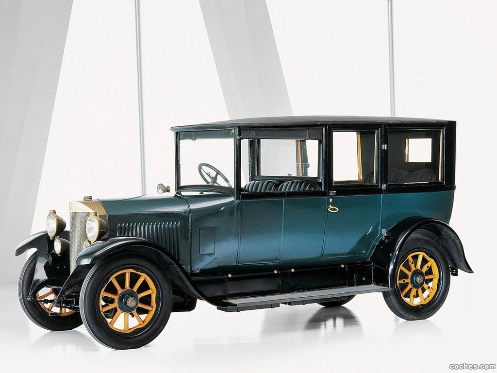 Foto 0 de Mercedes 10-30 HP 1923