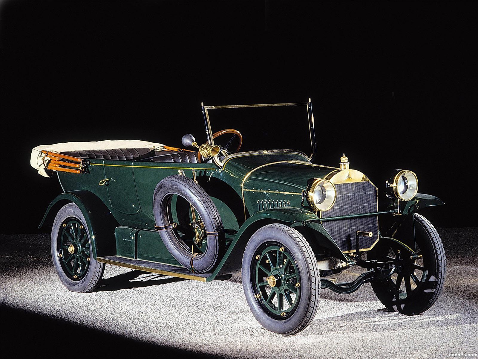 Foto 0 de Mercedes 14-30 HP 1909