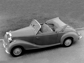 Ver foto 5 de Mercedes 170S Cabriolet A 1949