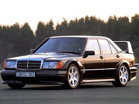 Ver foto 1 de Mercedes 190 E 2-5 16 Evolution II W201 1990