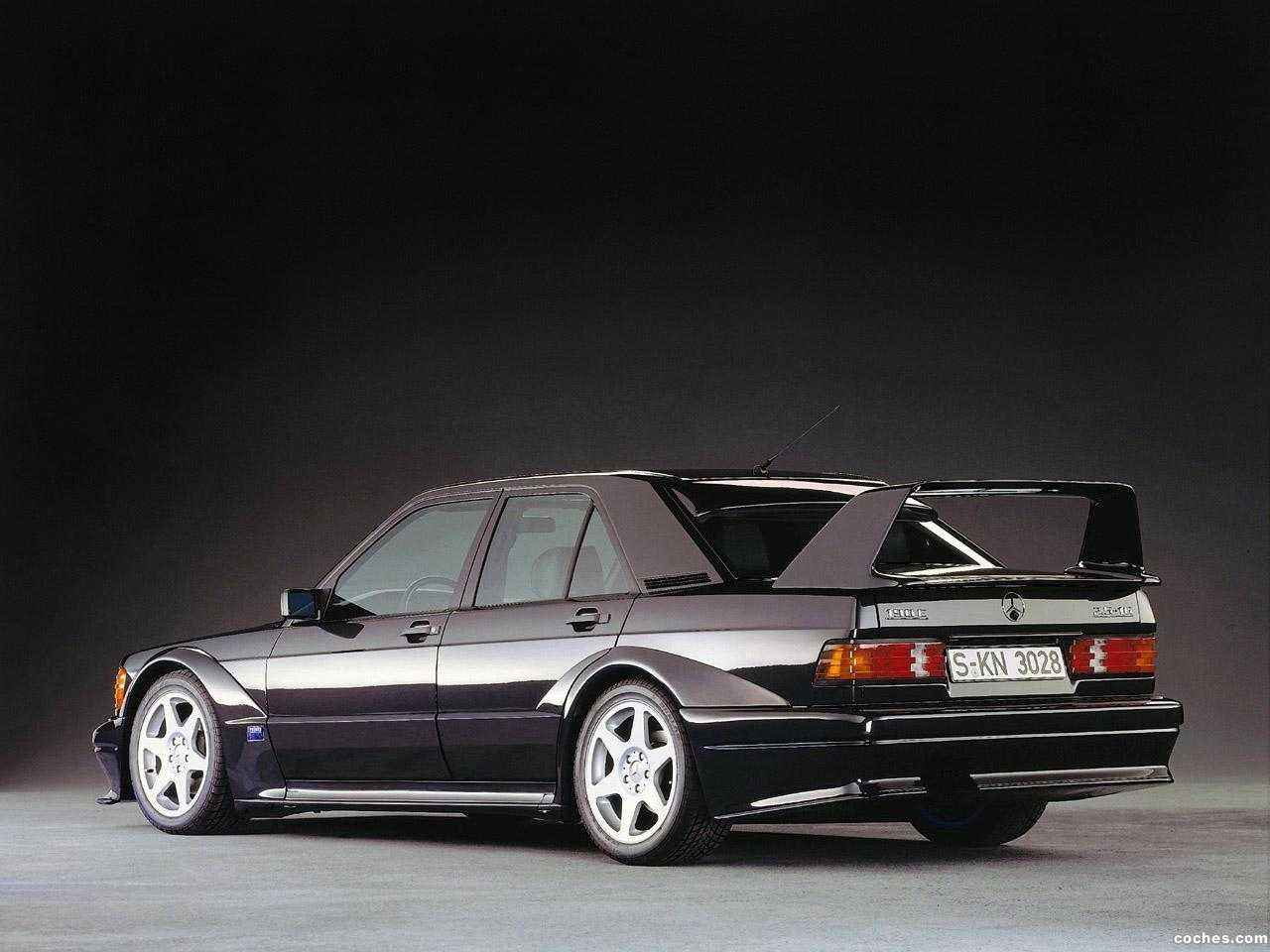 Foto 4 de Mercedes 190 E 2-5 16 Evolution II W201 1990