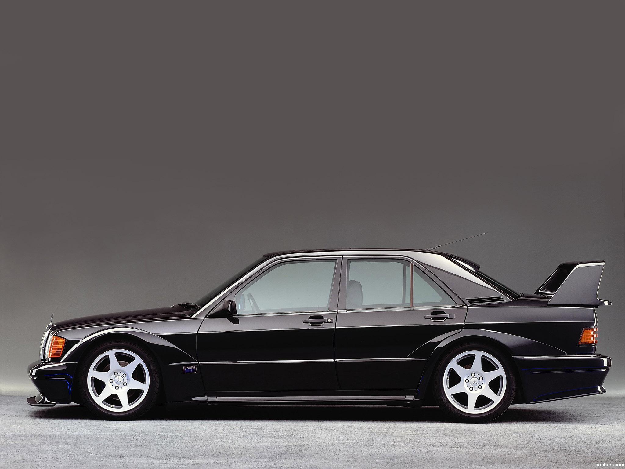 Foto 2 de Mercedes 190 E 2-5 16 Evolution II W201 1990