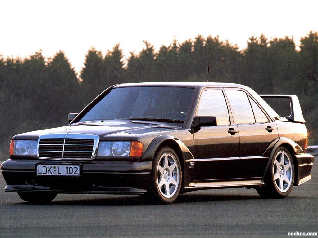 Foto 0 de Mercedes 190 E 2-5 16 Evolution II W201 1990