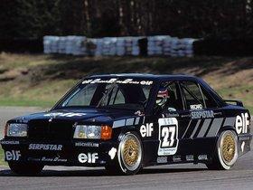Ver foto 4 de Mercedes 190E 2.3 16 DTM W201 1986