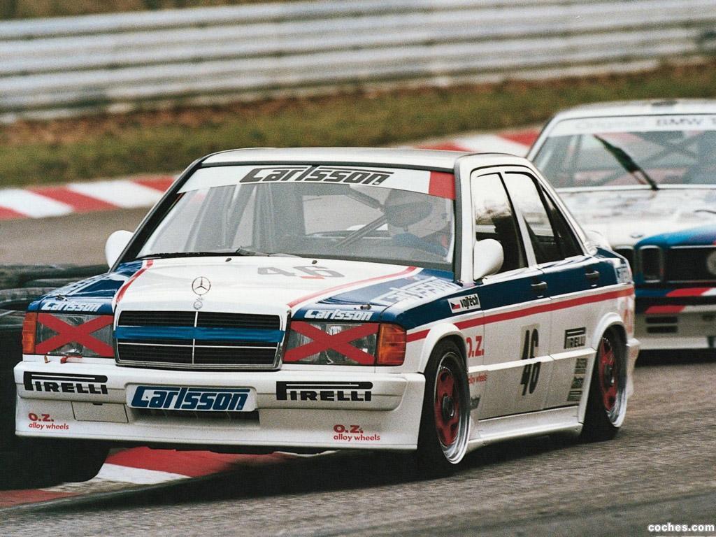 Foto 0 de Mercedes 190E 2.3 16 DTM W201 1986