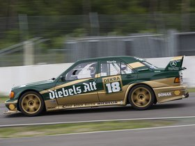 Ver foto 2 de Mercedes 190E 2.5 16 Evolution DTM W201 1989