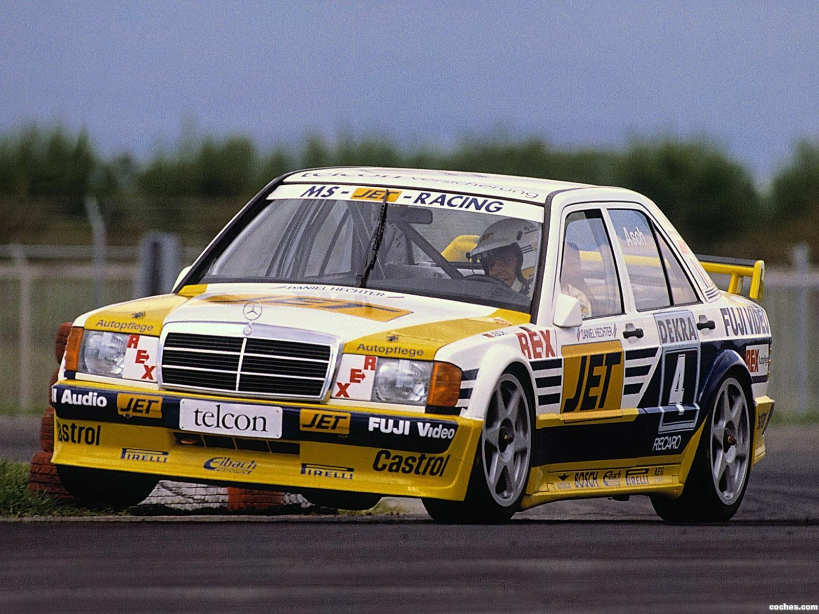 Foto 0 de Mercedes 190E 2.5 16 Evolution DTM W201 1989