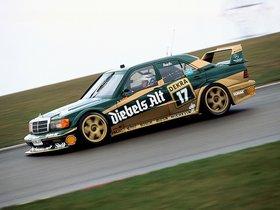 Ver foto 4 de Mercedes 190E 2.5 16 Evolution II DTM W201 1991