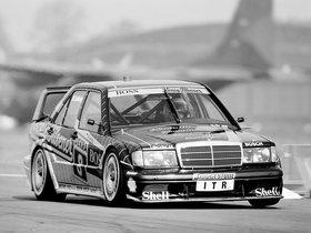Ver foto 3 de Mercedes 190E 2.5 16 Evolution II DTM W201 1991