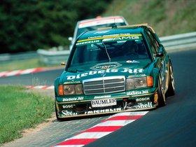 Ver foto 2 de Mercedes 190E 2.5 16 Evolution II DTM W201 1991