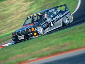 Ver foto 9 de Mercedes 190E 2.5 16 Evolution II DTM W201 1991