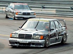 Ver foto 5 de Mercedes 190E 2.5 16 Evolution II DTM W201 1991