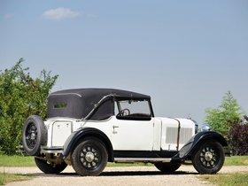 Ver foto 2 de Mercedes 200 SS Stuttgart Sports Roadster W21 1931