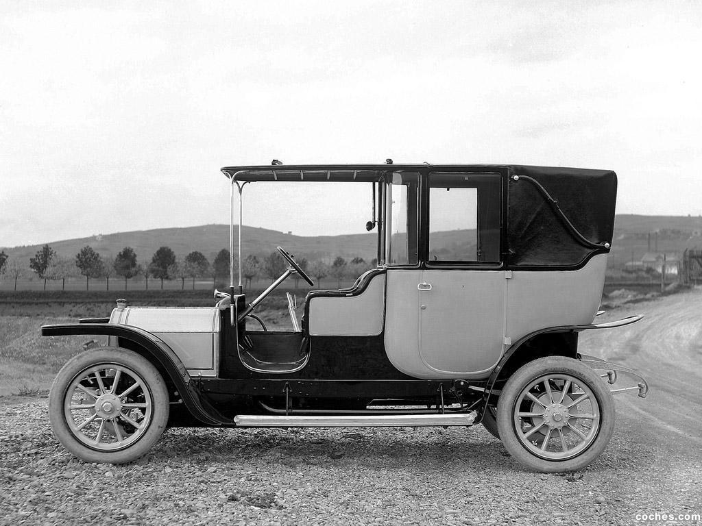 Foto 0 de Mercedes 22-35 HP 1908