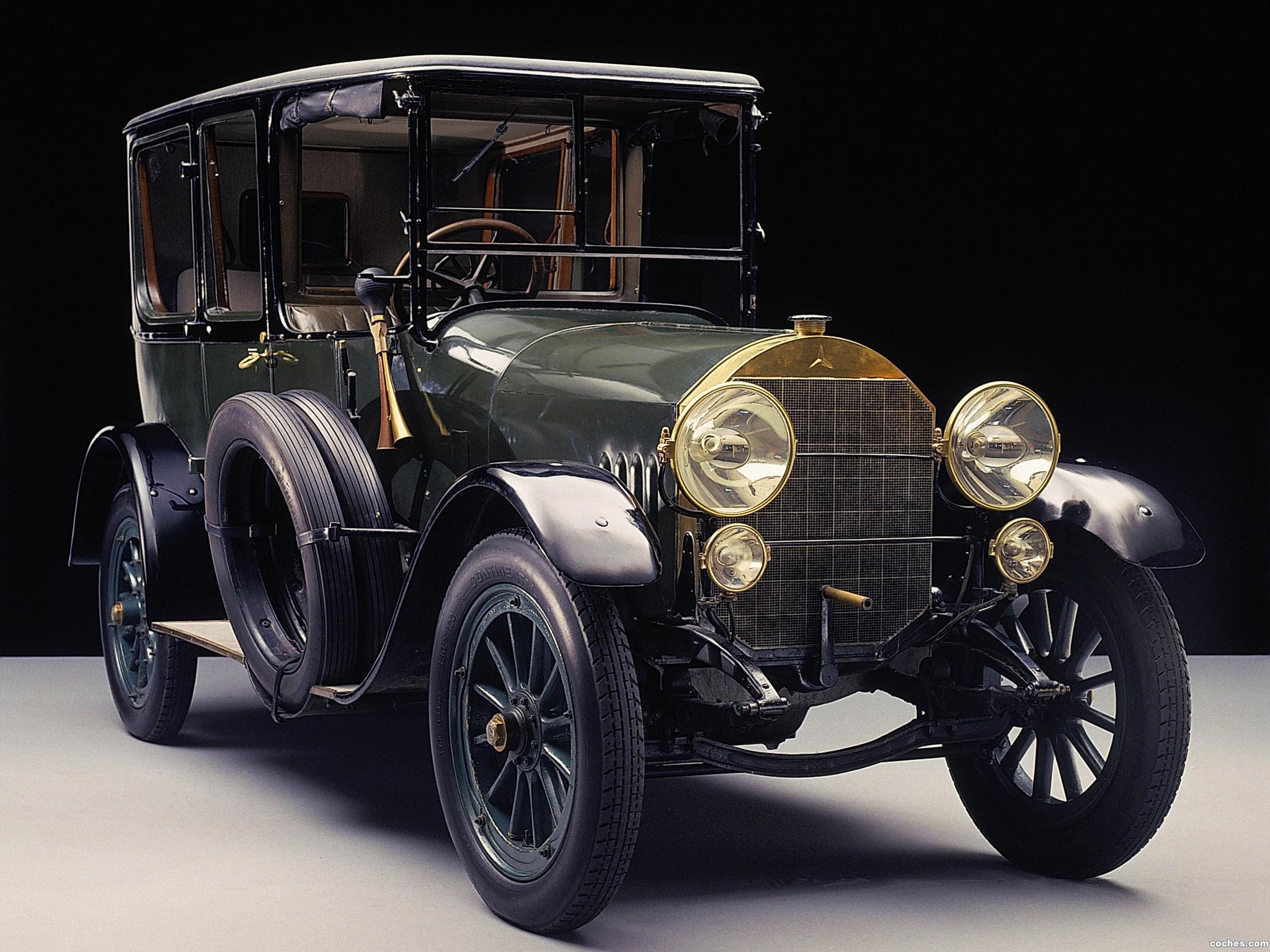 Foto 0 de Mercedes 22-50 PS Limousine 1912