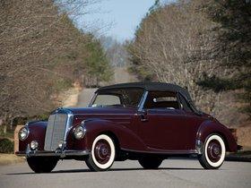Ver foto 5 de Mercedes 220 Cabriolet A W187 1951
