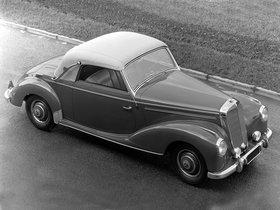 Ver foto 3 de Mercedes 220 Cabriolet A W187 1951