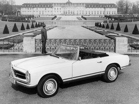 Ver foto 6 de Mercedes 250SL W113 1966