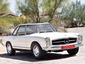 Fotos de Mercedes 250SL W113 1966