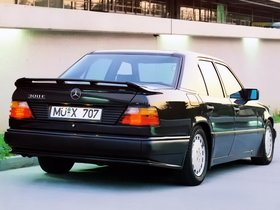 Ver foto 2 de Mercedes Clase E 300 E Haslbeck W124 1984