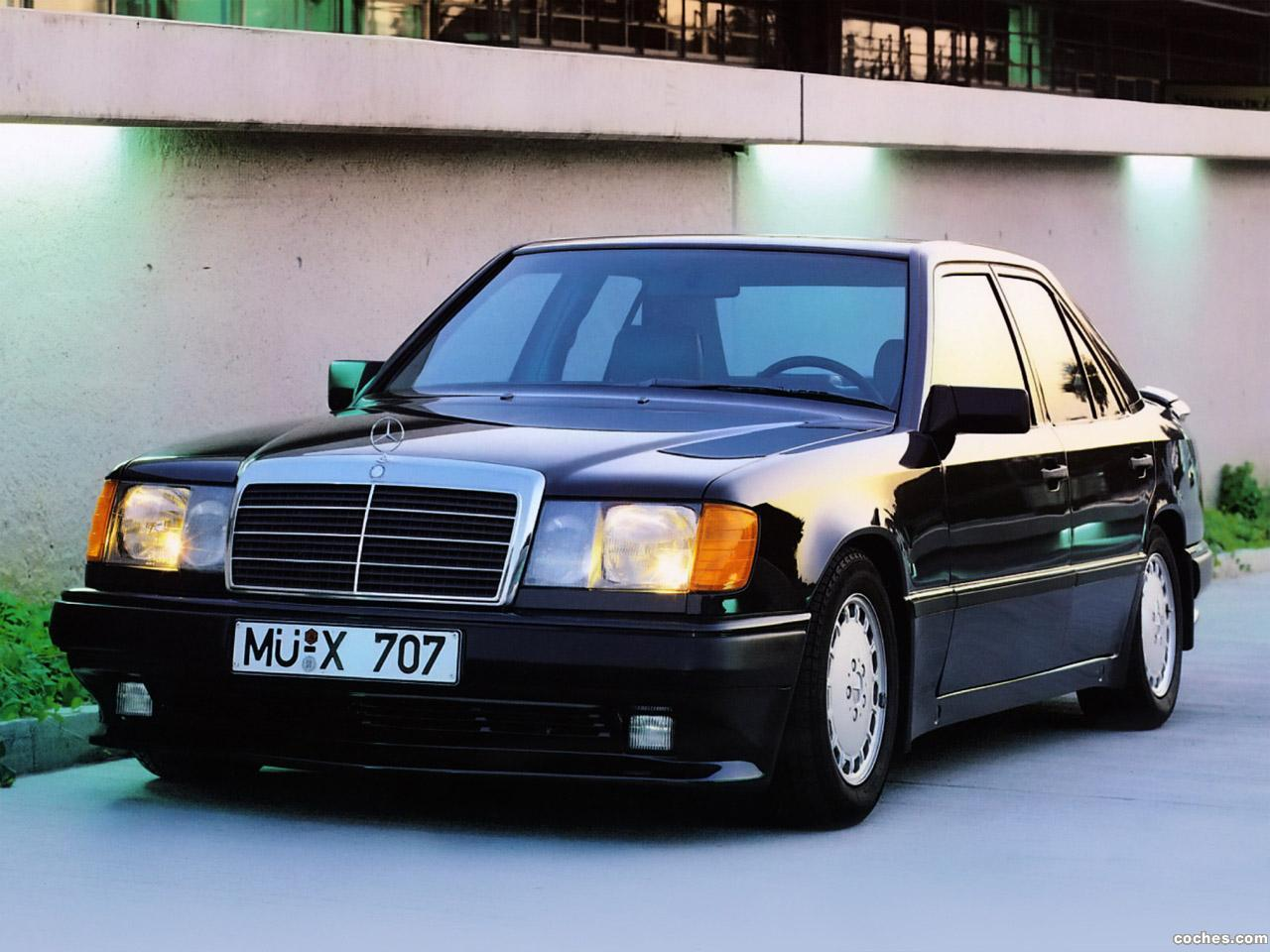 Foto 0 de Mercedes Clase E 300 E Haslbeck W124 1984