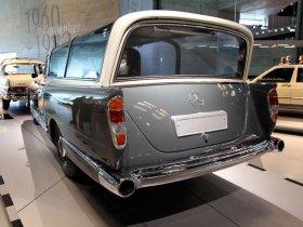 Ver foto 6 de Mercedes 300 Messwagen 1960