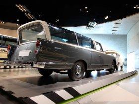 Ver foto 3 de Mercedes 300 Messwagen 1960