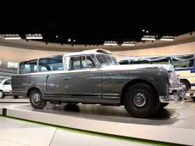 Ver foto 2 de Mercedes 300 Messwagen 1960