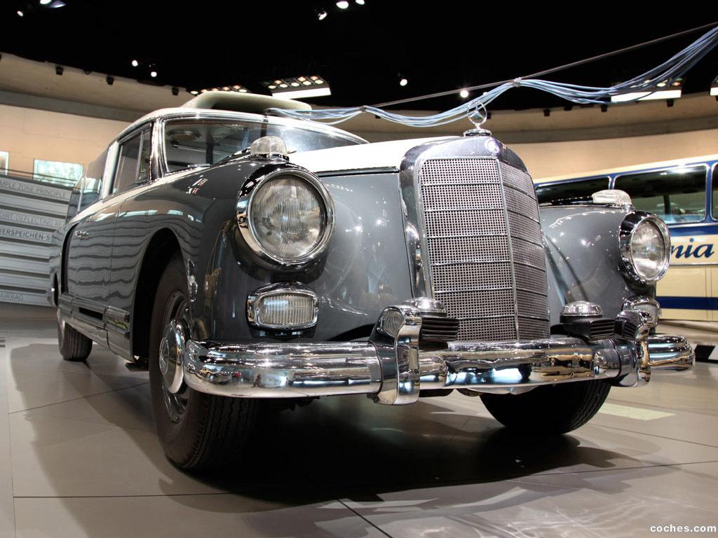 Foto 0 de Mercedes 300 Messwagen 1960