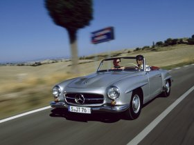 Fotos de Mercedes 300 SL 1955