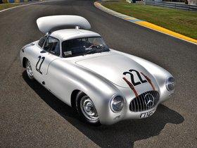 Fotos de Mercedes 300SL LeMans Prototype W194 1952