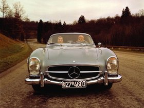 Ver foto 20 de Mercedes 300 SL R198 1957