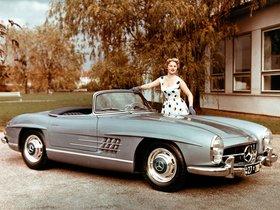 Ver foto 14 de Mercedes 300 SL R198 1957