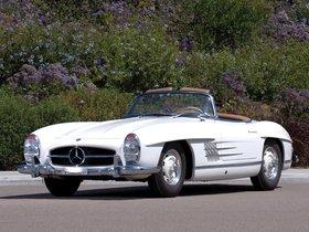 Ver foto 12 de Mercedes 300 SL R198 1957