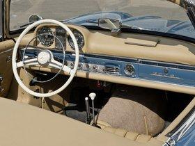 Ver foto 29 de Mercedes 300 SL R198 1957