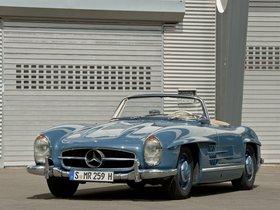 Ver foto 5 de Mercedes 300 SL R198 1957