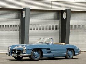 Ver foto 4 de Mercedes 300 SL R198 1957