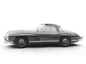 Ver foto 3 de Mercedes 300 SL R198 1957