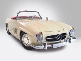 Ver foto 2 de Mercedes 300 SL R198 1957