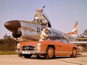 Ver foto 23 de Mercedes 300 SL R198 1957