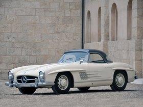 Ver foto 11 de Mercedes 300SL R198 USA 1957