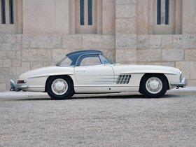 Ver foto 8 de Mercedes 300SL R198 USA 1957